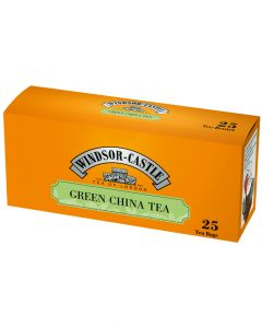 Windsor-Castle Green China Tea, Tassenbeutel, 25er, 43,75 g