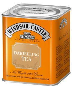 Windsor-Castle Darjeeling Tea, Dose, 125 g