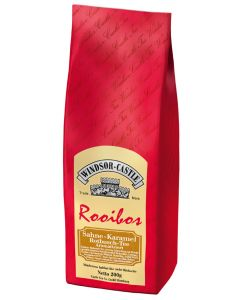 Windsor-Castle Rooibos Tee Sahne-Karamel, Tüte, 200 g