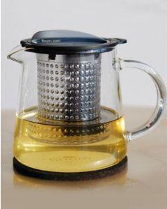 Tea Control Deluxe mit Edelstahl 0,4 Liter Teezubereiter von Finum
