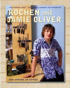 Jamie Oliver Buch Kochen mit Jamie