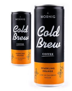 J. Hornig Cold Brew Sparkling Orange,
