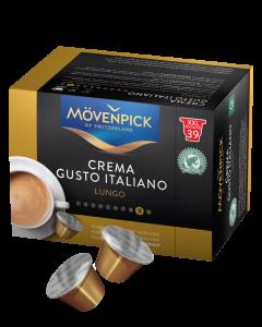 MÖVENPICK LUNGO CREMA GUSTO ITALIANO XXL Kaffeekapseln