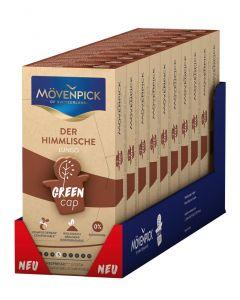 MÖVENPICK DER HIMMLISCHE LUNGO 10 x 10 Kaffeekapseln GREEN CAP