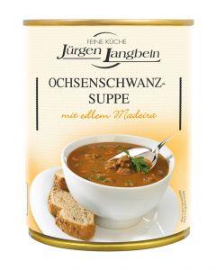 Jürgen Langbein Ochsenschwanz-Suppe, 400 ml