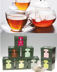 KLASSIKER EILLES Tea Diamonds Probierset inkl. Teeglas