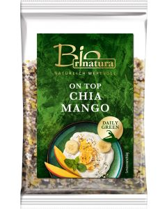 ON TOP CHIA MANGO BIO von RINATURA, 40 G