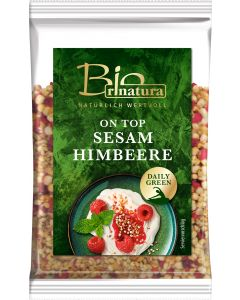 ON TOP SESAM HIMBEERE BIO von RINATURA, 40 G