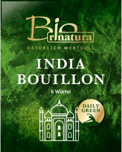INDIA BOUILLON BIO von RINATURA, 54 G