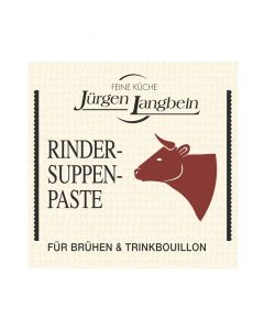 Jürgen Langbein Rinder-Suppen-Paste 50 G