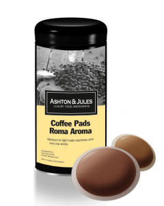 Luxus Kaffeepads Espresso Roma von Ashton & Jules 16er