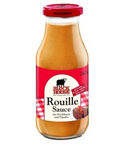 Block House Knoblauch Sauce Rouille, 240 ml