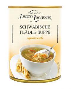 Jürgen Langbein Schwäbische Flädle-Suppe 400 ML