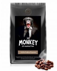 SIR MONKEY OF MANHATTAN 100% Espresso Arabica 500 g