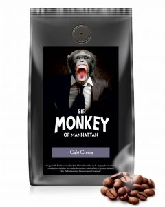 SIR MONKEY OF MANHATTAN Cafe Creme 500 g
