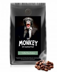 SIR MONKEY OF MANHATTAN Coffee Pure Arabica 500 g