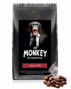 SIR MONKEY OF MANHATTAN Espresso Mild 500 g