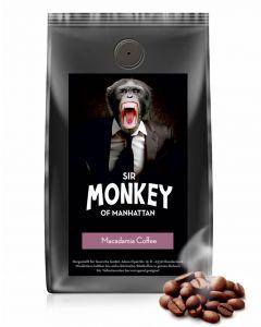 SIR MONKEY OF MANHATTAN Macadamia Kaffee 500 g