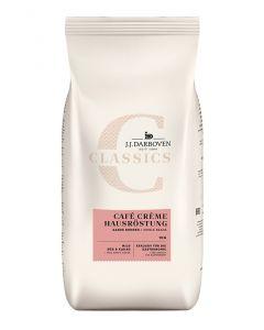 J.J. Darboven Classics Cafe Creme Hausröstung 1000 g Bohne