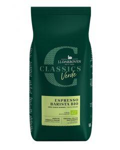 J.J. Darboven Classics Verde Espresso Barista Bio 500 g Bohne