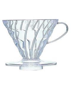Hario Coffee Dripper aus Acryl für 1 - 4 Tassen