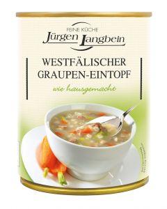 Jürgen Langbein Westfälischer Graupen-Eintopf, 400 g