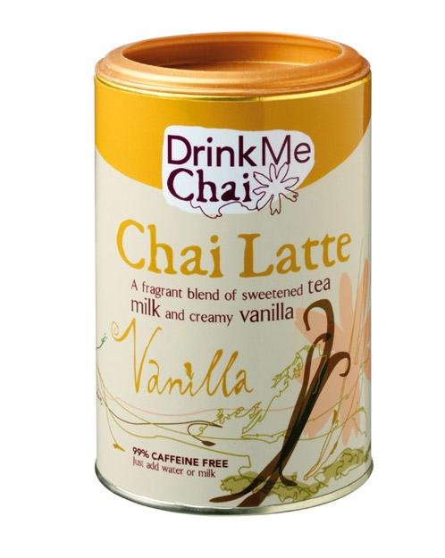 Drink Me Chai Latte Vanilla 250 g