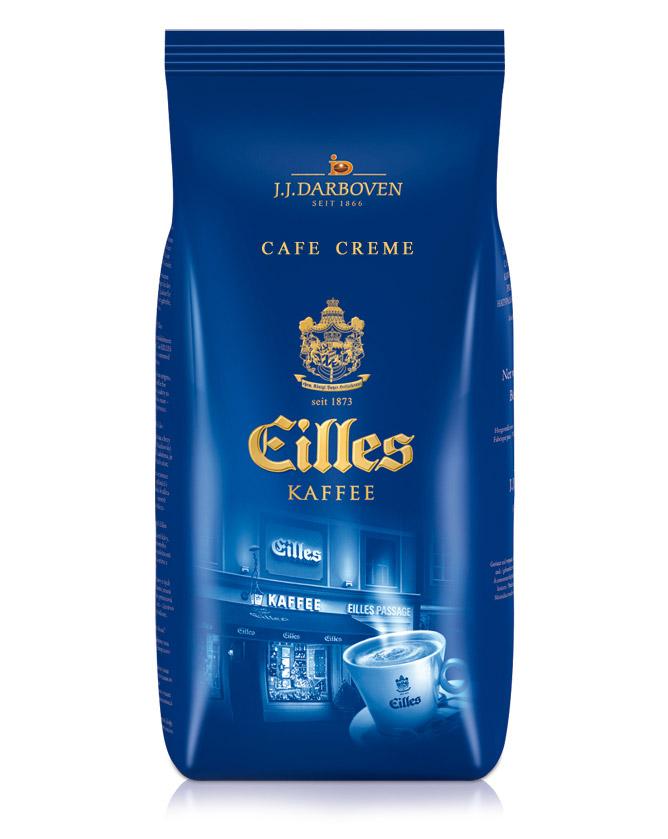 EILLES Cafe Creme 1000 g Bohne