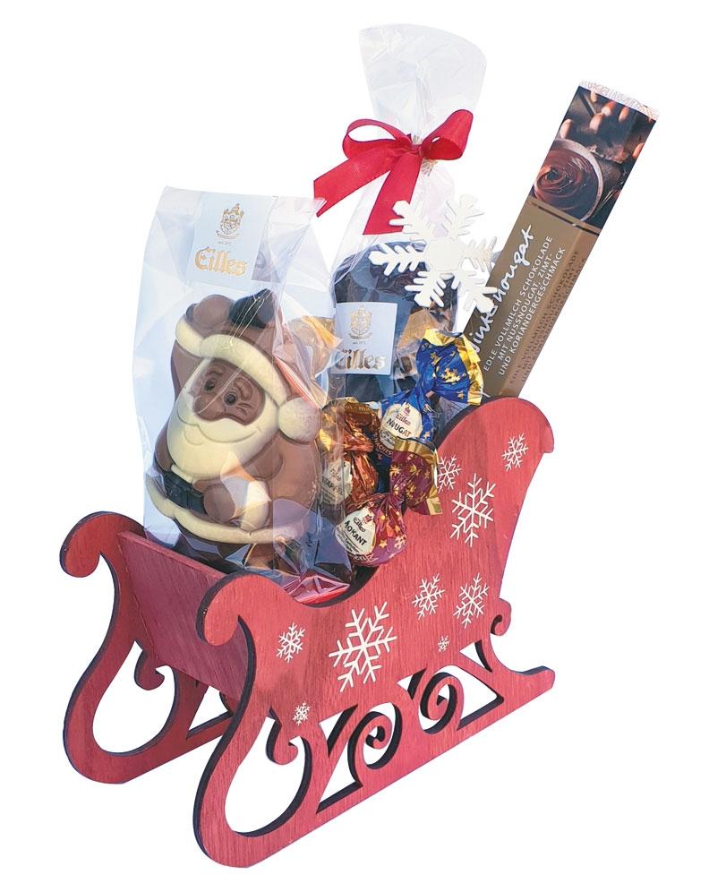geschenkset-ho-ho-ho-mit-kleinen-elisenlebkuchen-weihnachtsmann-und-weihnachtskugeln-von-eilles