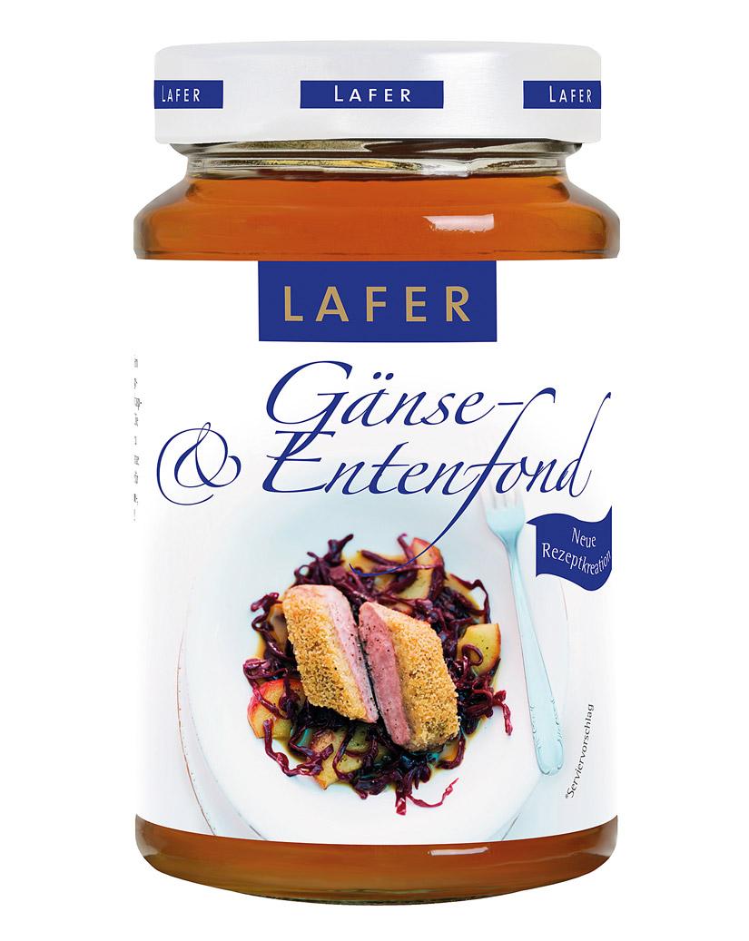 Johann Lafer Gänse- & Entenfond, 400 ml