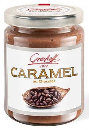 Grashoff CARAMEL Caramel-Creme mit Kakao 250 g