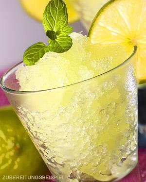 Eispulver Lemon Ice Tea Profiqualität 3 x 100 g