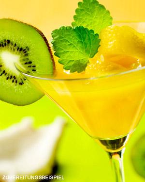 Eispulver Green Kiwi Profiqualität 3 x 100 g