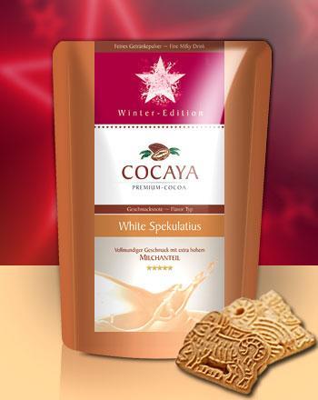 winter-edition-cocaya-kakao-white-spekulatius-200-g, 7.90 EUR @ gourvita-com