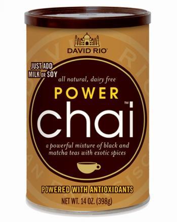 David Rio Power Chai mit Antioxidantien und Mat...