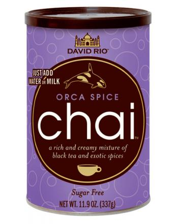 David Rio Orca Chai zuckerfrei 337 g