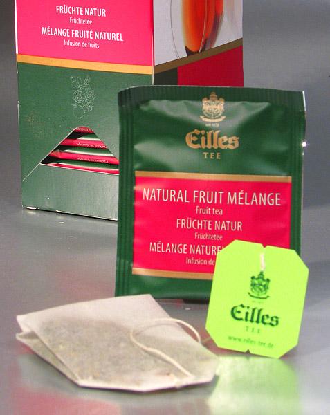 EILLES Teebeutel Deluxe Fruit Melange 25 Stück