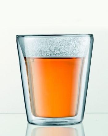 Bodum Canteen Tee Gläser 2er