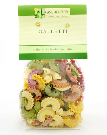 Feinkost Nudeln Galletti 250 g