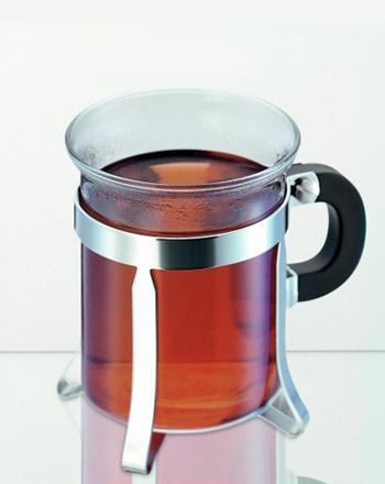 Bodum Chambord Glas für Tee und Kaffee 2er