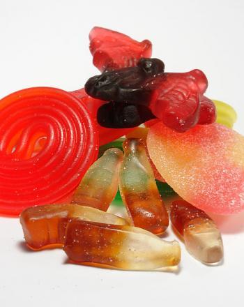 GOURMET Fruchtgummi Mischung 175 g
