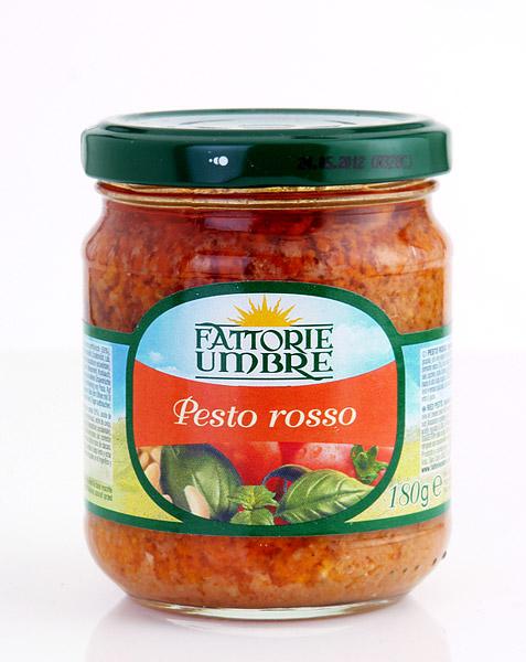 Pesto Rosso in Premiumqualität aus Italien 180 g