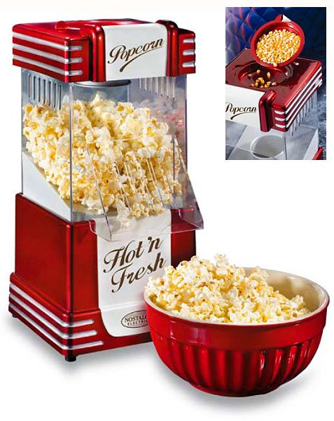 Nostalgie Popcorn Maschine 50er Jahre Express