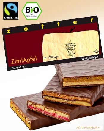 zotter-bio-fair-schokolade-zimtapfel-70-g-tafel, 3.20 EUR @ gourvita-com