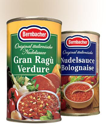 Sparset Gran Verdure Sauce 2 x 170 ml