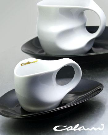COLANI Espressotassen Doppelset