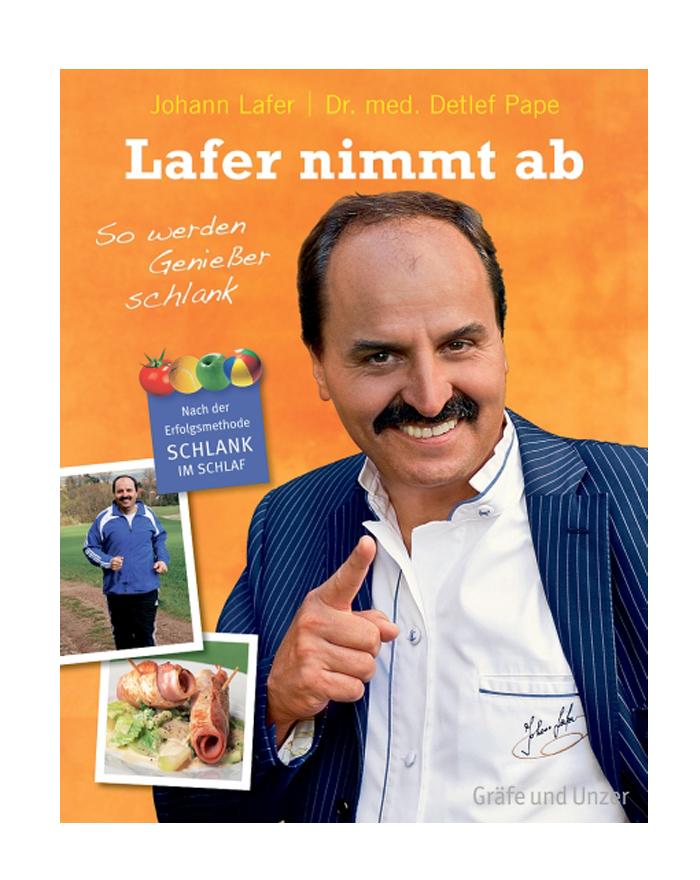 Buch Lafer nimmt ab