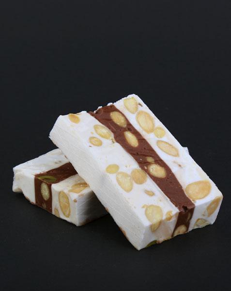 honignougat-mit-vanille-und-kakao-150-g