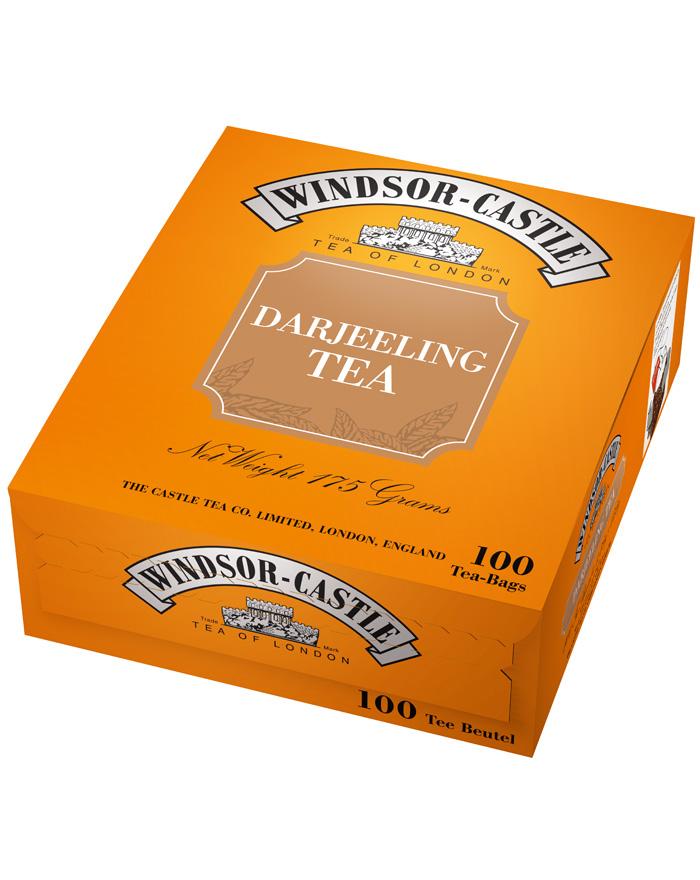 Windsor-Castle Darjeeling Tea, Tassenbeutel, 100er, 175 g