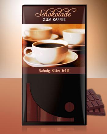 Gruss-o-Schoko SCHOKO ZUM KAFFEE Les Chocolats Gourvita 100 g